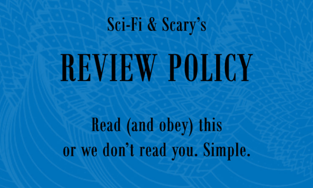 Review Policy Banner