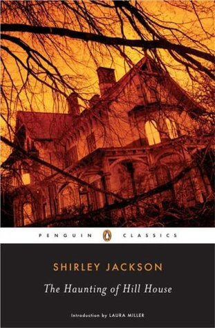 Book cover for The Haunting of Hill House