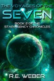 "Voyages of the Seven by R.E. Weber - Number 7 on Best ""Scifi and Scary"" novels of 2015"