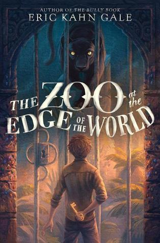 Book cover for The Zoo at the Edge of the World