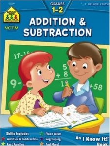 Addition and Subraction Book