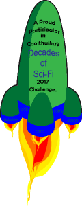 rocketshipbadge Sci-Fi Reading Challenge