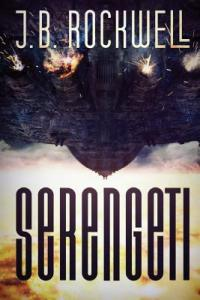 Book cover for Serengeti by J.B. Rockwell