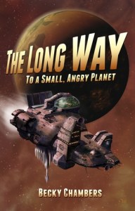 Long Way to a Small Angry Planet Top Ten Sci-Fi Books