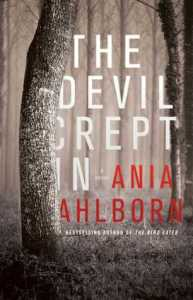 Book cover fro The Devil Crept in by Ania Ahlborn