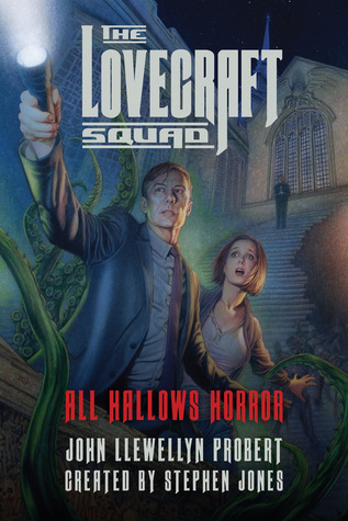 The Lovecraft Squad Book Cover