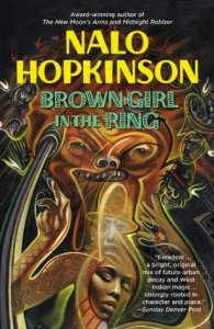 Book cover for Brown Girl in the Ring