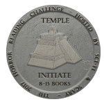 2017 Horror Reading Challenge Initiate Badge