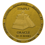 2017 Horror Reading Challenge Oracle Badge
