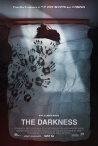 Movie poster for The Darkness