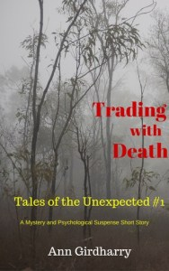 Book cover for Trading With Death by Ann Girdharry