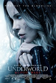 Movie Poster for Underworld Blood Wars