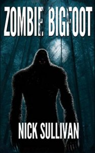 Book cover for Zombie Bigfoot