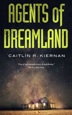 Book cover for Agents of Dreamland