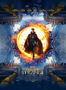 Movie cover for Doctor Strange