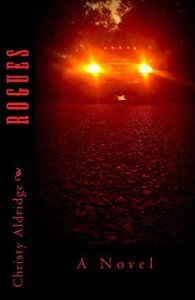 Book cover for Rogues by Christy Aldridge