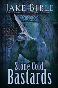 Book cover for Stone Cold Bastards