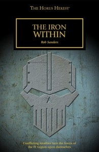 Book cover for The Iron Within