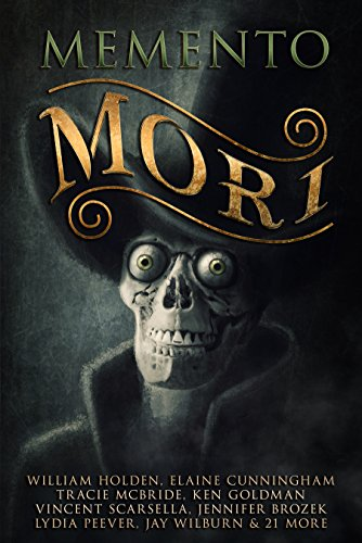 Book cover for Memento Mori