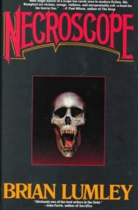Book cover for Necroscope by Brian Lumley