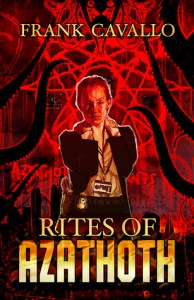 Book cover for Rites of Azathoth