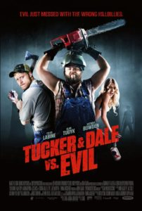 Movie cover for Tucker & Dale vs Evil