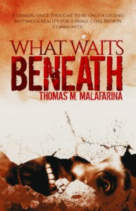 Book cover for What Waits Beneath
