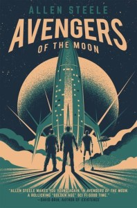 Book cover for Avengers of the Moon