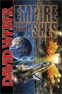 Book cover for Empire of the Ashes