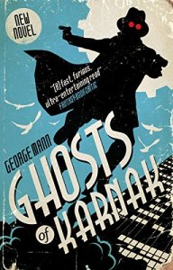 Book cover for Ghosts of Karnak