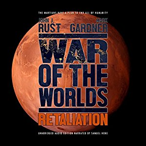 Book cover for War of the Worlds: Retaliation