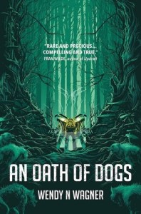 Book cover for an Oath of Dogs