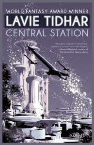 Book cover for Central Station