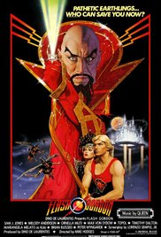 Movie cover for Flash Gordon