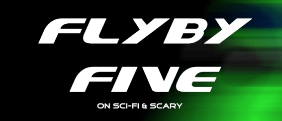 Flyby Five Banner