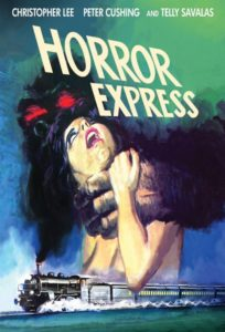 Movie cover for Horror Express