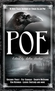 Book cover for Poe 19 New Tales