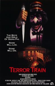 Movie cover for Terror Train