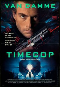 Movie cover for Timecop