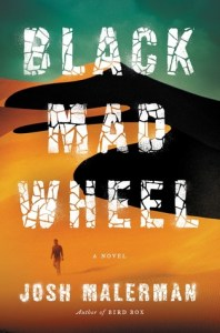 Book cover for Black Mad Wheel