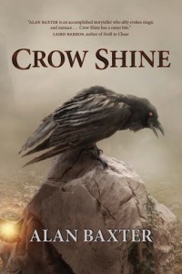 Book cover for Crow Shine