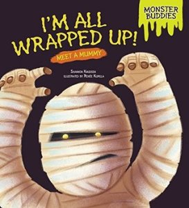 Book cover for I'm All Wrapped Up