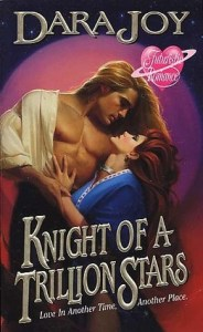 Book cover for Knight of a Trillion Stars
