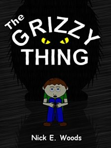 Book cover for The Grizzly Thing