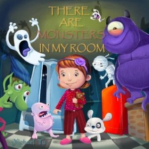 Book cover for There Are Monsters in My Room