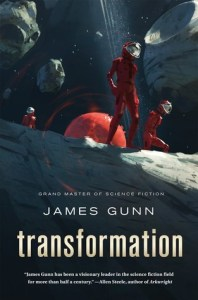 Book cover for Transformation
