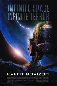 Movie cover for Event Horizon