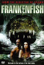 Movie cover for Frankenfish