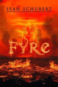 Book cover for Fyre