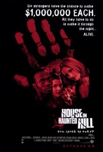 House on Haunted Hill - Top Ten Movies Set in Asylums